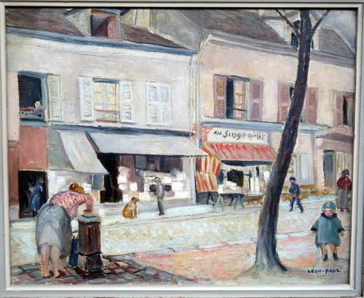 Léon Eugène PAUL - Peinture