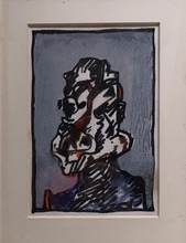 Alfonso ABELENDA ESCUDERO - Dibujo Acuarela - Composición