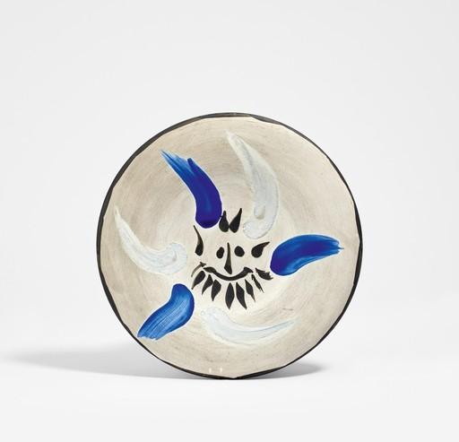 Pablo PICASSO - Ceramic - Petit visage no.12