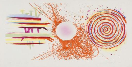James ROSENQUIST - Print-Multiple - Rouge Pad