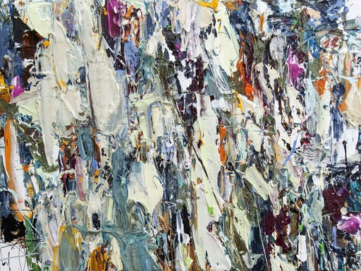 Adam COHEN - Painting - Spectrum