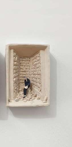 Pino DEODATO - Escultura - Non c'è più niente da fare