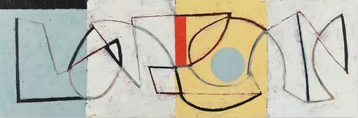 Jeremy ANNEAR - Painting - Coastal Rhythms