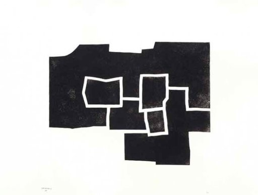 Eduardo CHILLIDA - Estampe-Multiple - Banatu III