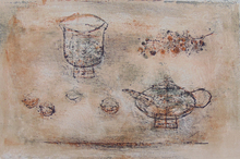 ZAO Wou-Ki - Print-Multiple - The Teapot | La Théière