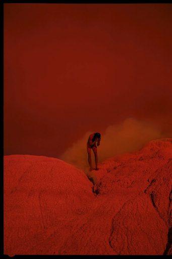 Eléa Jeanne SCHMITTER - Photography - « Red Aime »