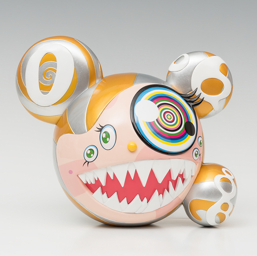 Takashi MURAKAMI - Scultura Volume - Mr. DOB  (Gold edition)