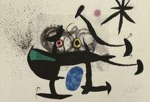 胡安·米罗 - 版画 - La invención de la mirada