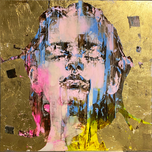 Marco GRASSI - Painting - The Di-Gold Experience 270