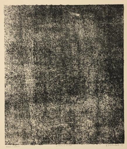 Jean DUBUFFET - Print-Multiple - L HALEINE AU SOL