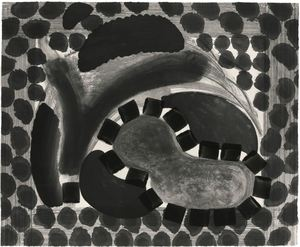 Howard HODGKIN - Print-Multiple - David's Pool at Night