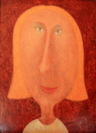 Roman ANTONOV - Peinture - Portrait 2