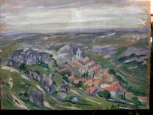 Jean LAIR (XX) - les Baux de Provence