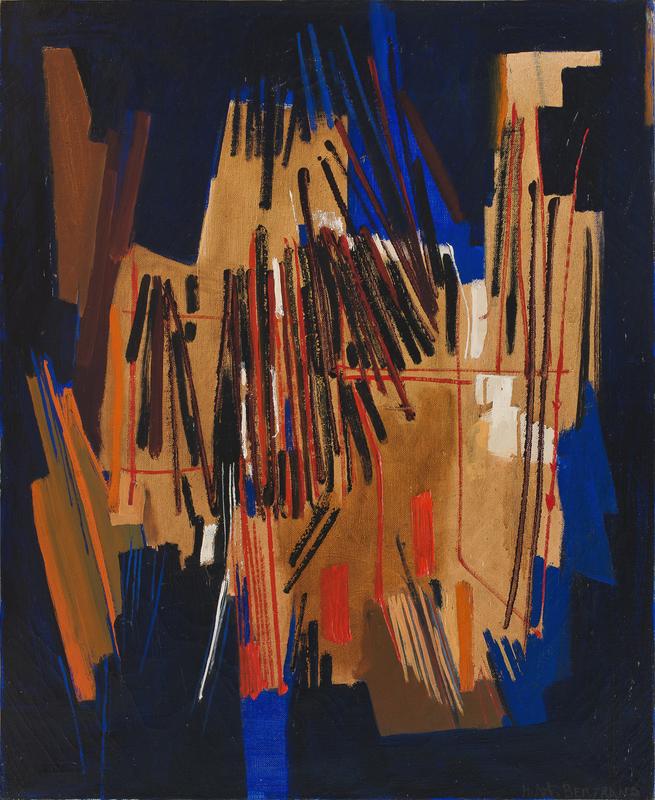 Huguette Arthur BERTRAND - Painting - Fock