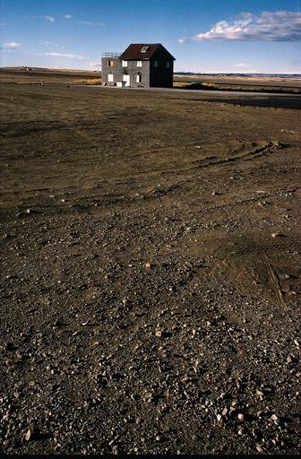 Michael K. YAMAOKA - Fotografia - Lone House, Billings Montana