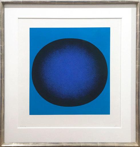 Rupprecht GEIGER - Print-Multiple - Blauer Kreis