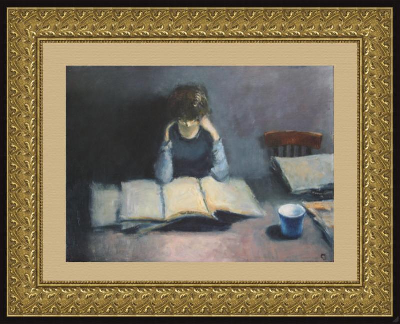 Levan URUSHADZE - Painting - Final exam