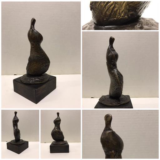 Henry MOORE - Sculpture-Volume - Standing Girl