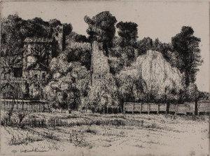 Lino BIANCHI BARRIVIERA - Print-Multiple - Senza titolo