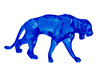 理查德•欧林斯基 - 雕塑 - Panthere Crystal Clear