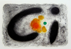 Joan MIRO - Print-Multiple - Composition III, from: Rockets | Composition III, from: Fusé