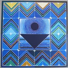 赛意德‧海德尔‧拉扎 - 版画 - Symboles 5