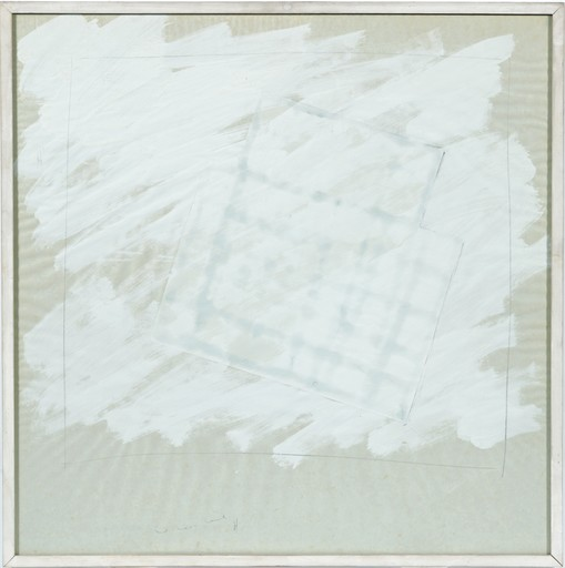 Imi KNOEBEL - Disegno Acquarello - Untitled