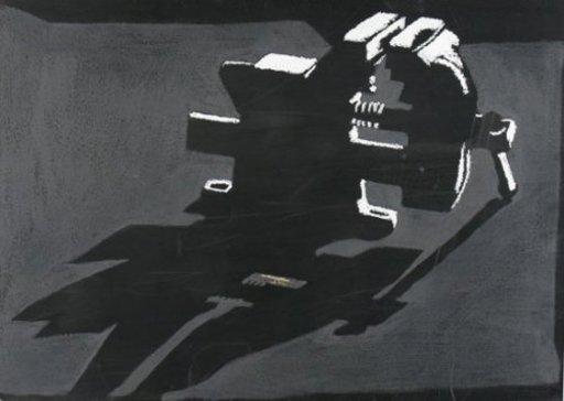 Benni EFRAT - Painting - Tool