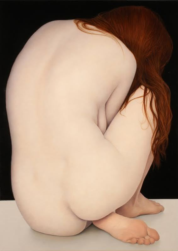 Richard HARPER - Painting - Magdalena