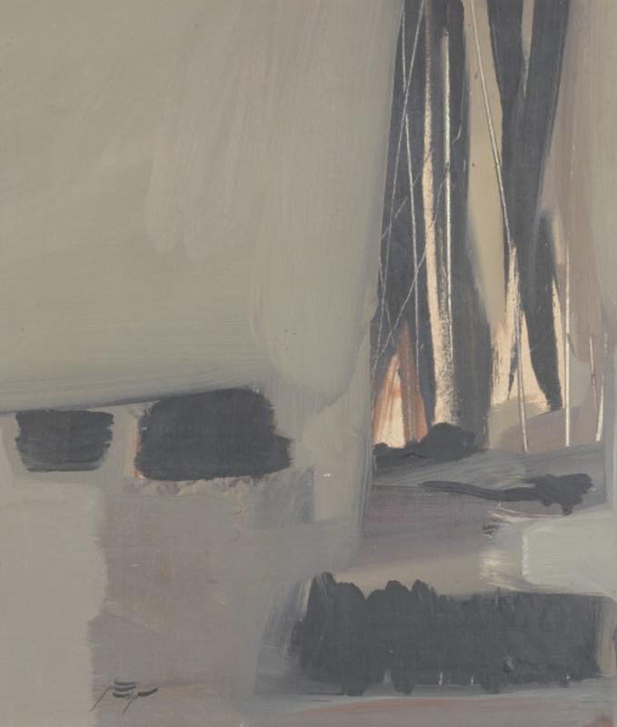 Sohrab SEPEHRI - Pintura - Untitled