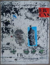 James COIGNARD - Grabado - Ouverture bleue