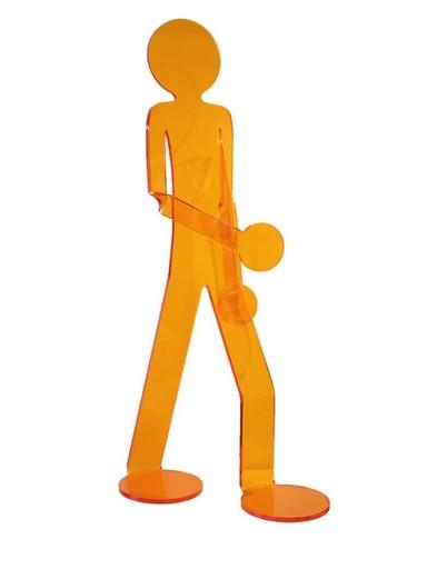ZED - Escultura - Flexo Walking Around