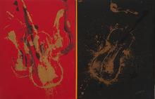 Fernandez ARMAN (1928-2005) - Suite for Violin, 1973