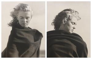 André DE DIENES - 照片 - Marilyn Monroe (Set of 2)