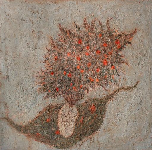 Frédéric COURAILLON - Painting - Fleurs