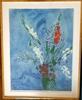 Marc CHAGALL - Print-Multiple - Die Gladiolen