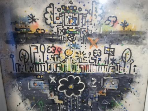 Phillip MARTIN - Pittura - Senza titolo