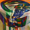 Raul ENMANUEL - Pintura - El Secreto