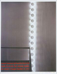 Dan FLAVIN, Cornered fluorescent light