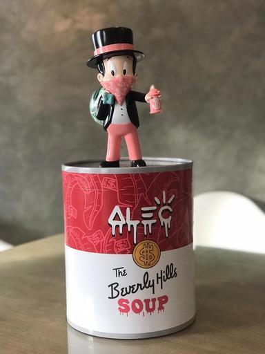 Alec MONOPOLY - Escultura - BH MONOPY