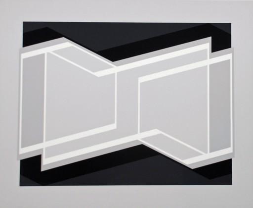 Josef ALBERS - Druckgrafik-Multiple - Portfolio I Folder 29