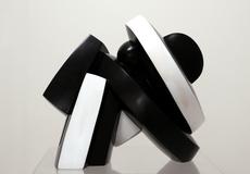 Sophia VARI - Sculpture-Volume - Fleur de vin