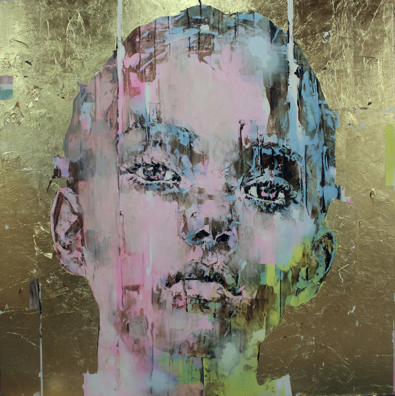Marco GRASSI - Painting - The Di-Gold Experience n.271