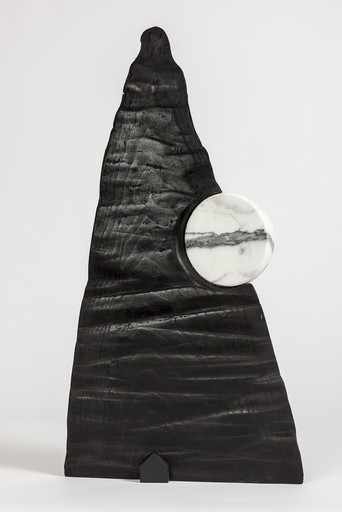 Edward FALKENBERG - Sculpture-Volume - Moon