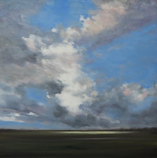 Franck BAILLEUL - Gemälde - Eclaircie