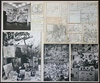 "Anna OPPERMANN - Dibujo Acuarela -  Anders sein (""Irgendwie ist sie so anders…"") 1970-86"