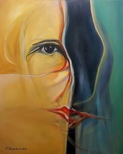 Joaquin GONZALEZ CUEVAS - Pintura - Triste adios