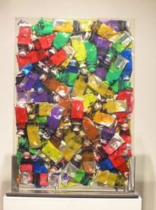 Fernandez ARMAN - Escultura - Tubes
