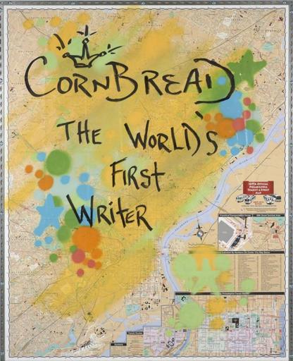 CORNBREAD - Painting - Sans titre