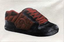 Slava PTRK - Painting - Blackjack's Shoes